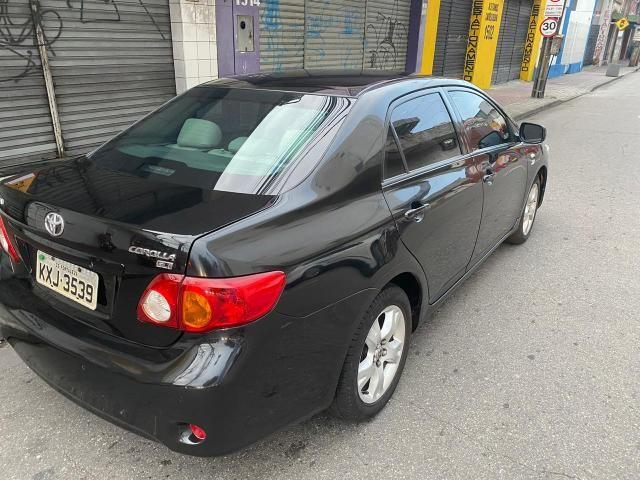 Corolla 2010 blindado R$ 39.900,00 - Foto 4