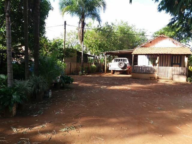 Vendo chácara de 7 hectares com 2 casas 1 cozinha caipira com fogão de lenha - Foto 18