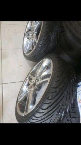 Roda 20 pneu 20  - Foto 4