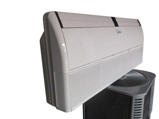 Ar Condicionado Split Piso Teto Bifásico 60.000 btus com garantia - Foto 3