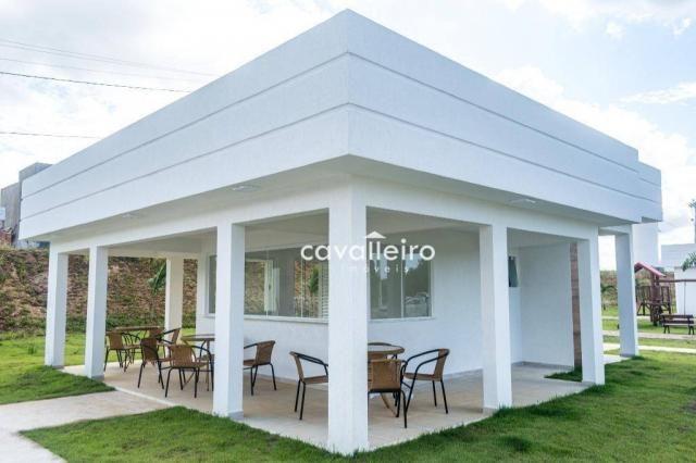Casa com 2 dormitórios à venda, 99 m² por R$ 285.000,00 - Pindobas - Maricá/RJ - Foto 9