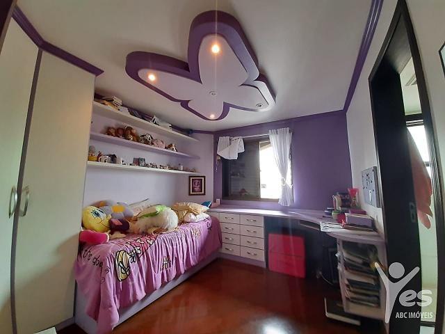 Apartamento, 04 quartos sendo 01 suíte, 01 vaga de garagem, Vila Assunção, Santo André - Foto 16