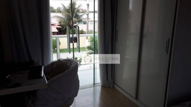 Casa com 4 dormitórios à venda por R$ 500.000,00 - Ponte dos Leites - Araruama/RJ - Foto 15