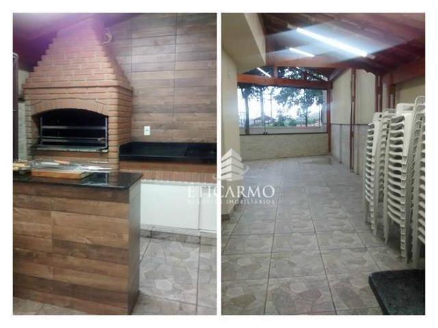 Apartamento com 2 dormitórios à venda, 50 m² por R$ 250.000 - Fazenda Aricanduva - São Pau - Foto 16