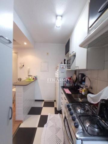 Apartamento com 2 dormitórios à venda, 50 m² por R$ 250.000 - Fazenda Aricanduva - São Pau - Foto 6