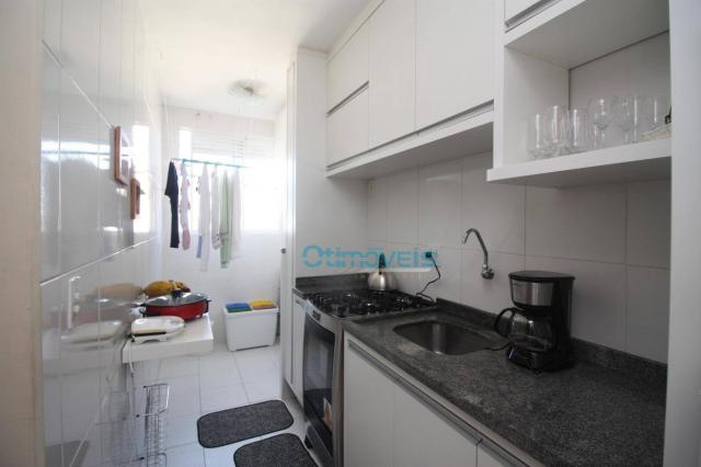 Apartamento à venda, 53 m² por R$ 260.000,00 - Campo Comprido - Curitiba/PR - Foto 7