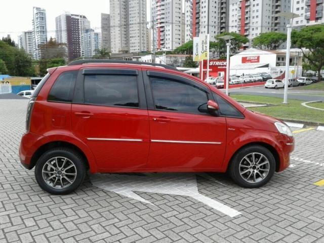 FIAT IDEA ESSENCE 1.6 16V DUALPLUS Vermelho 2014/2015 - Foto 7