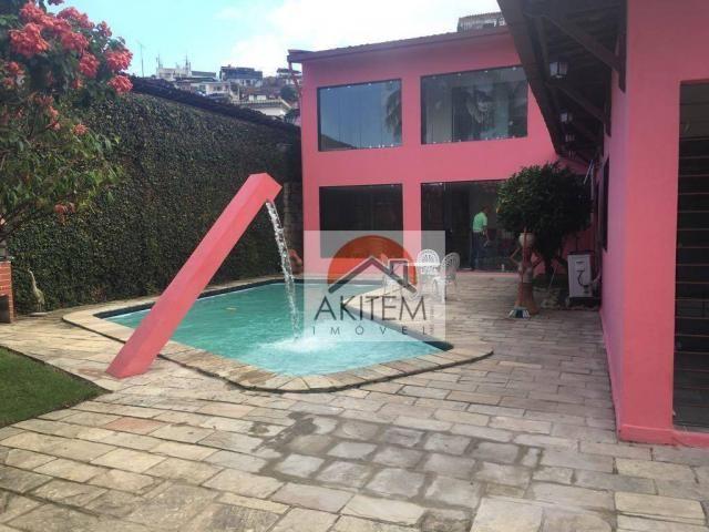 Casa com 6 dormitórios à venda, 300 m² por R$ 650.000,00 - Vasco da Gama - Recife/PE