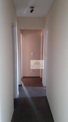 Apartamento com 2 dormitórios para alugar, 82 m² por R$ 900/mês - Iguatemi - Ribeirão Pret - Foto 6