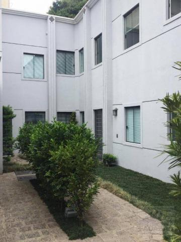 Studio com 1 dormitório para alugar, 38 m² por R$ 1.400,00/mês - São Francisco - Curitiba/ - Foto 3
