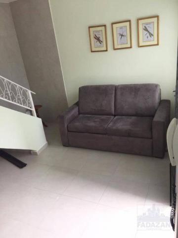 Studio com 1 dormitório para alugar, 38 m² por R$ 1.400,00/mês - São Francisco - Curitiba/ - Foto 6