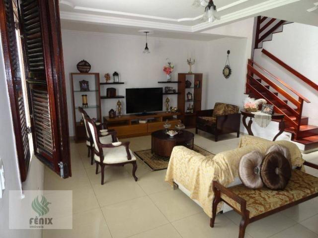 CA0047 - Casa com 3 dormitórios à venda, 202 m² por R$ 650.000,00 - Edson Queiroz - Fortal - Foto 11