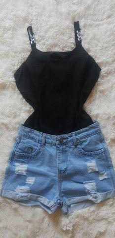 Blusas de alcinha - Foto 4