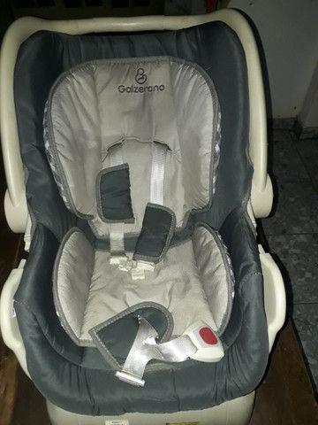 Vendo bebê conforto semi novo - Foto 4