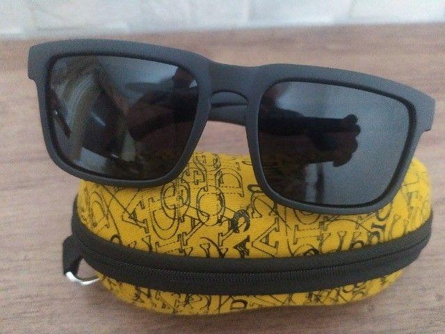 Oculos polarizado Kdean novo com estojo