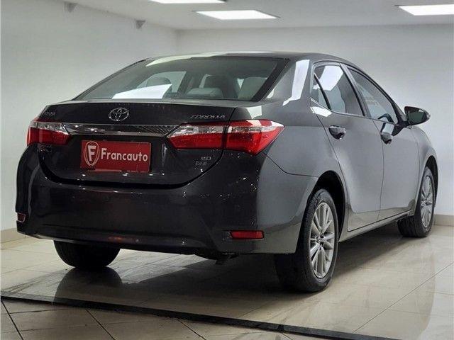 Toyota Corolla 2017 2.0 xei 16v flex 4p automático - Foto 4