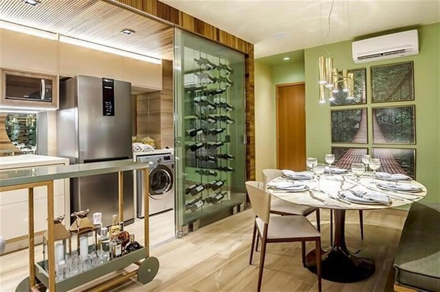 Apartamento à venda com 2 dormitórios em Setor oeste, Goiânia cod:RT21648 - Foto 2