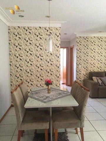Apartamento com 2 dormitórios à venda, 70 m² por R$ 370.000 - Duque de Caxias - Cuiabá/MT