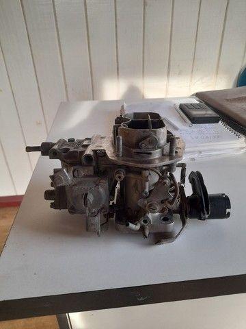 Carburador opala 6cc solex h34 álcool  - Foto 4