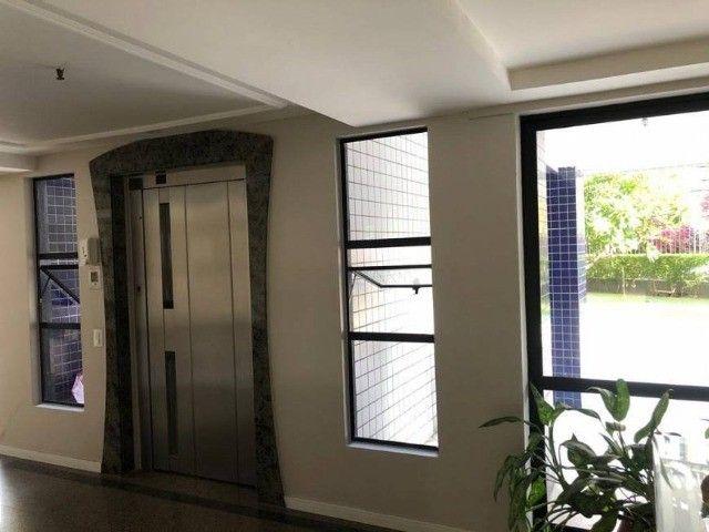 Cond. Piazza Navona, Cocó-  Amplo Apartamento com Três Suítes - Foto 19