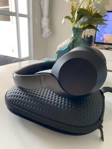 Fone Bluetooth com cancelamento de ruído  - Foto 3