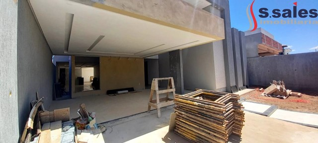 Belíssima Casa de Moderna na Rua 10 de Vicente Pires!! - Foto 3