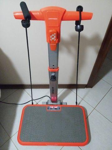 Plataforma Vibratória Energym Express Upfitness Polishop