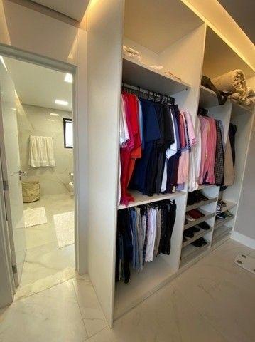 Condomínio Saint Romain, 4 suítes, 3 vagas, 100% mobiliado, moderno e lindo, no Vieiralves - Foto 5