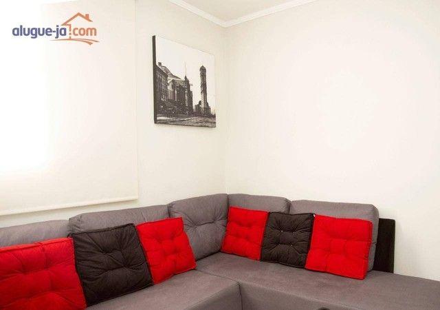 Apartamento em Piracicaba com 3 dormitórios, sala, banheiro e cozinha, 1 vaga, no Bairro N - Foto 10