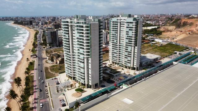 Beira-mar de Maceió, Ed. Riviera, 258m², com varanda gourmet de 25m², área de lazer comple - Foto 2