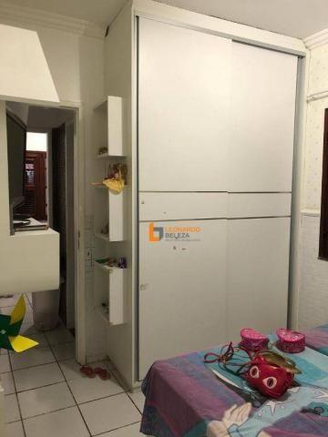 Casa Plana em Condomínio, 3 qtos à venda, 120 m² por R$ 260.000 - Lagoa Redonda - Fortalez - Foto 10