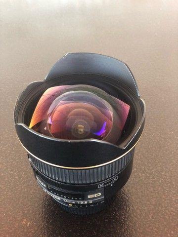Nikon 14mm F 2.8 Super Angular