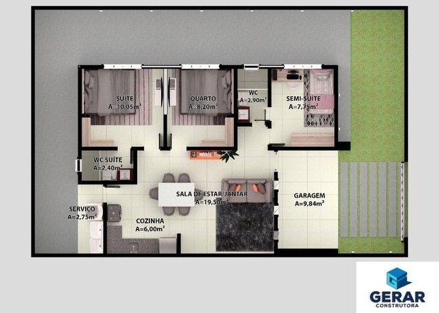 94// casas com 3 quartos no alto do Turu