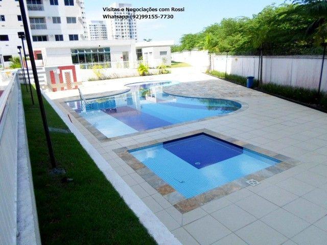 Melhor localização de Manaus= Condominio paradise proximo a tudo para sua Familia - Foto 11