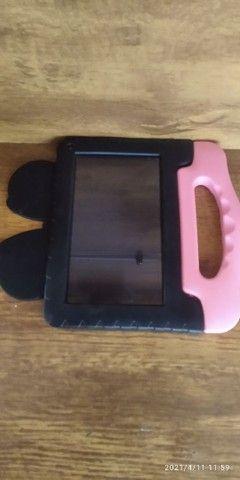 Tablet Multilaser personalizado da miney