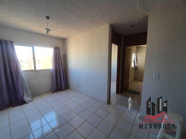 Apartamento com 02 quartos, sala, cozinha, 01 banheiro, 01 vaga de garagem, 3º andar - Foto 12