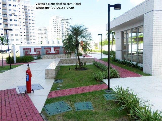 Melhor localização de Manaus= Condominio paradise proximo a tudo para sua Familia - Foto 10