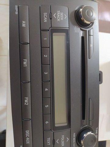 Rádio Corolla 2009 a 2013