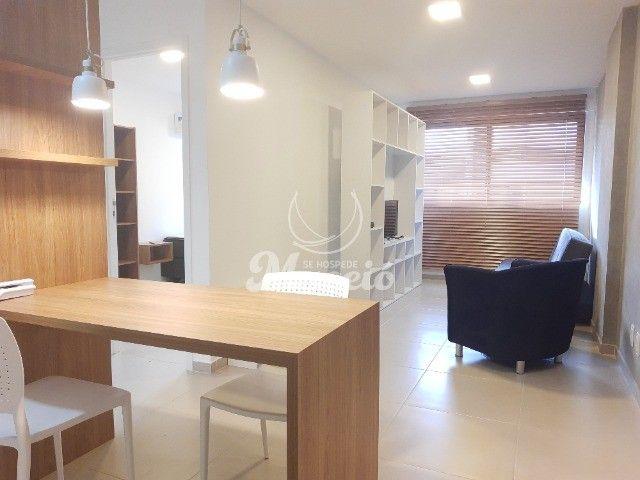Apartamento Quarto e sala mobiliado na Ponta Verde - Foto 4