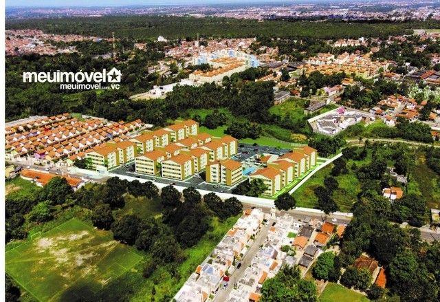 15# Apartamentos com elevador e porcelanato no Turu com entrada facilitada - Foto 5