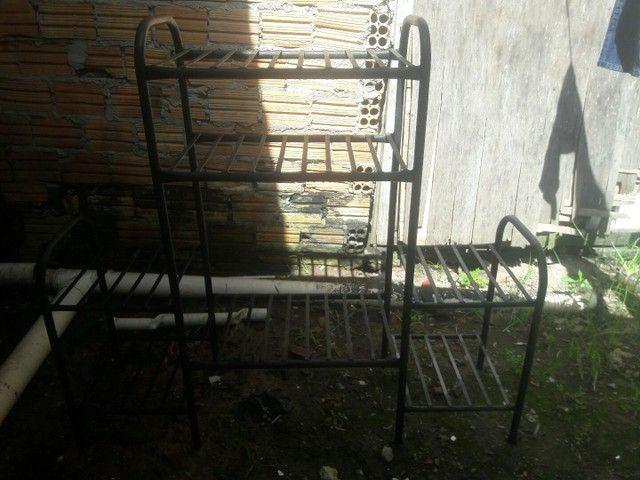 Estante de ferro - Foto 5