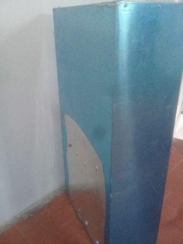 01 caixa de barramento  de aluminio 80 x 40 R$220,00 - Foto 3