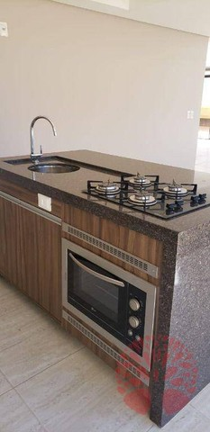Apartamento com 4 dormitórios para alugar, 200 m² por R$ 4.500/mês - Centro - Jundiaí/SP - Foto 6
