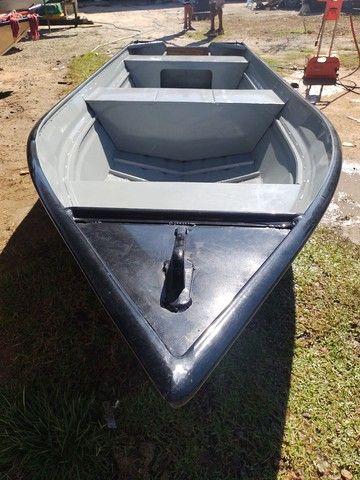 Barcos alumínio novos e usado  - Foto 5
