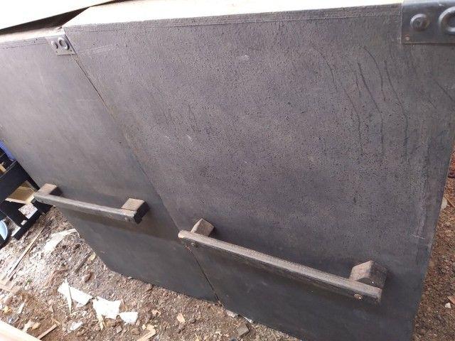 02 caixa de madeira de som - Foto 3