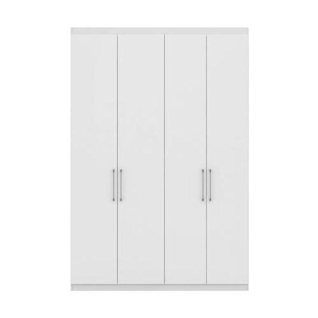 Guarda-roupa 4 portas grande - Foto 4