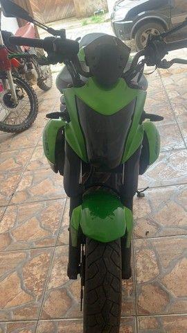 Kawasaki er6n 2013 - Foto 3