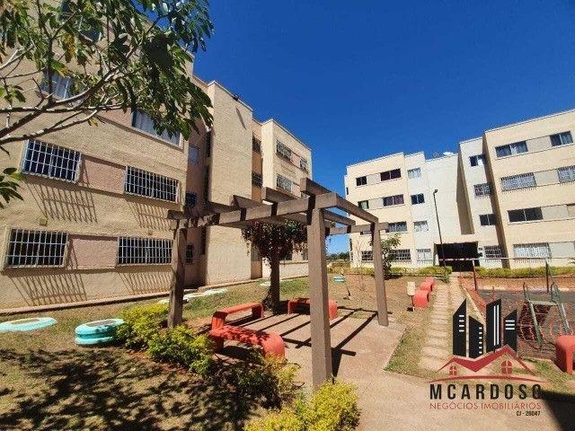 Apartamento com 02 quartos, sala, cozinha, 01 banheiro, 01 vaga de garagem, 3º andar - Foto 13