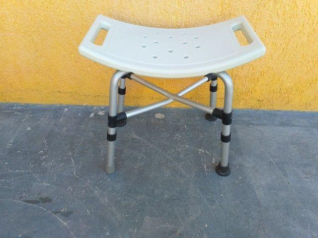 Cadeira de banho  - Foto 5