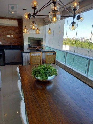 Apartamento com 3 quartos à venda, 168 m² por R$ 1.350.000 - Jardim Aclimação - Cuiabá/MT - Foto 10